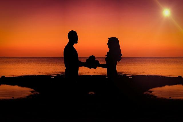 láska za soumraku