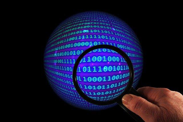 míč z kódů