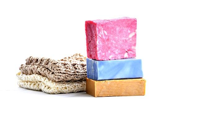 hranatá mýdla